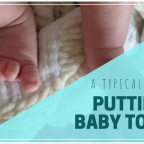 How to put your baby to sleep: The Reality